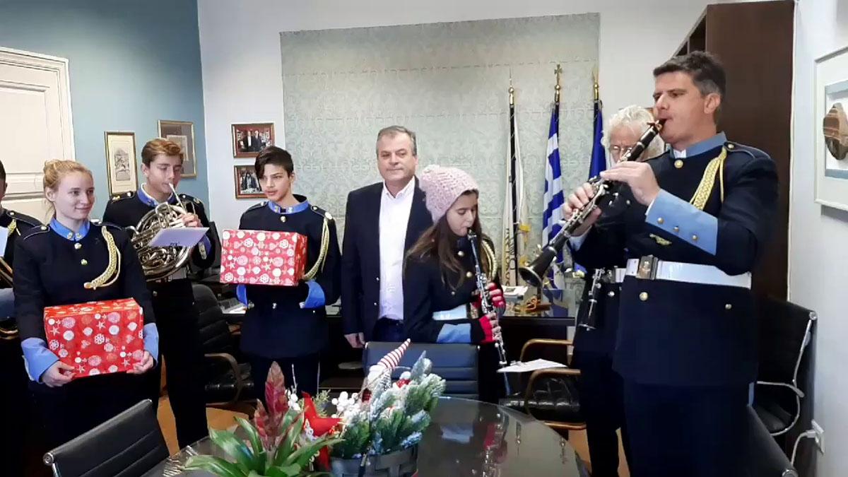 Φιλαρμονική Ορχήστρα Δήμου Πύλου-Νέστορος - Πρωτοχρονιά 2020