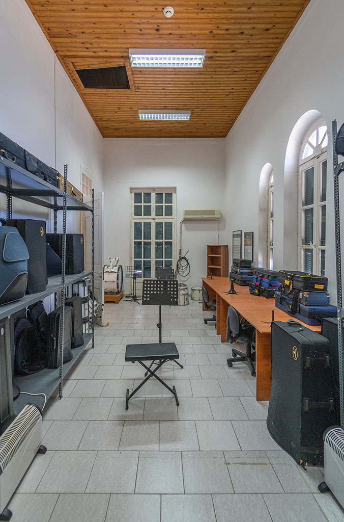 Δημοτική-Φιλαρμονική-Πύλου-Νέστορος-Αίθουσα-οργάνων