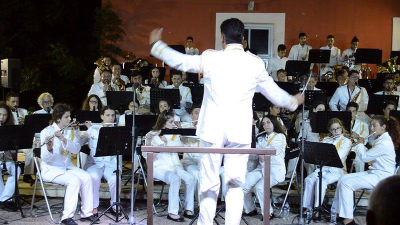 Δημοτική Φιλαρμονική Πύλου Νέστορος - Συναυλία World music nights - Viva Espania